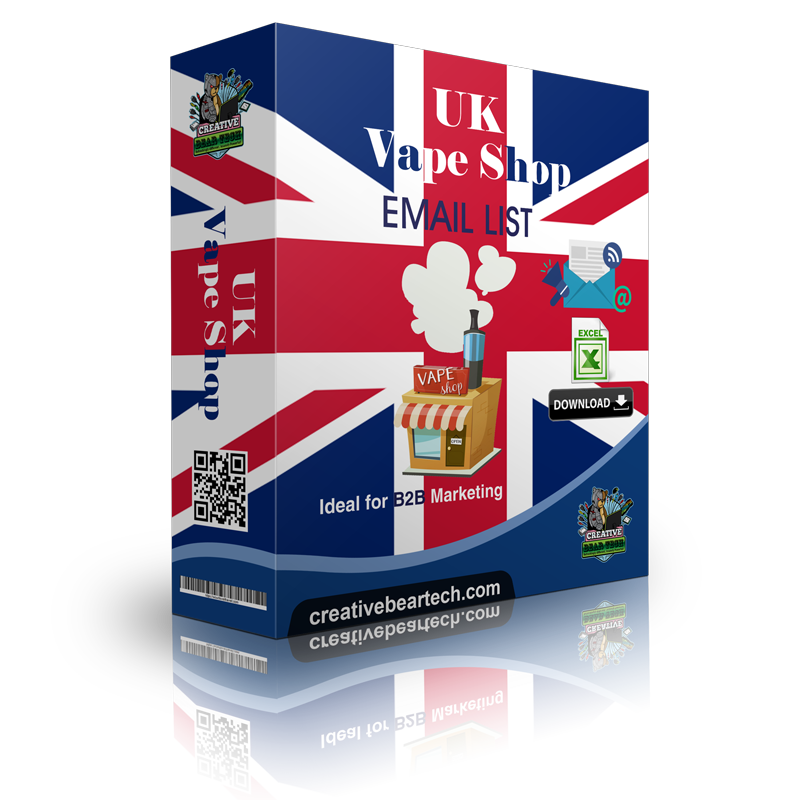WORLD'S #1 UK VAPE SHOP DATABASE